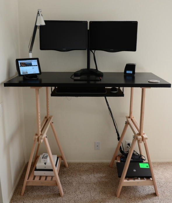 Top 10 Standing Desk Diy You Can Try Enthusiastized