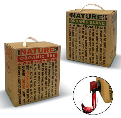 Neu bei BioWeinReich! Der Bio-Kultwein Casa Rojo Nature jetzt exklusiv und supergünstig in der schicken 3-Liter-Zapfbox!    Jetzt für kurze Zeit zum Probierpreis!  (Karton übrigens 100% Recycling bedruckt mit umweltfreundlichen Farben!)