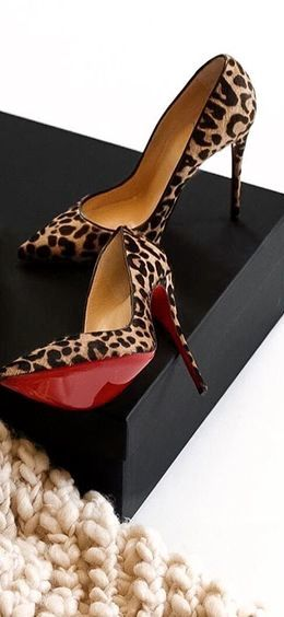 1b2795111dc Christian Louboutin— If she s smart she will wear the pair you got her with  excitement!!  makeemjealous