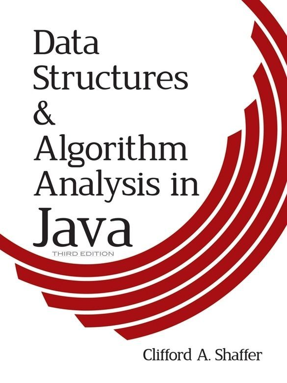 Data Structures And Algorithm Analysis In Java  Third