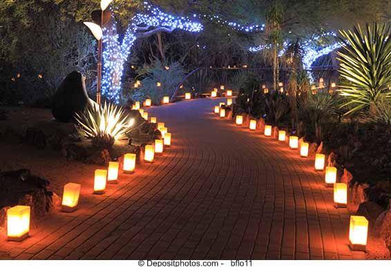 Candles Reception Wedding