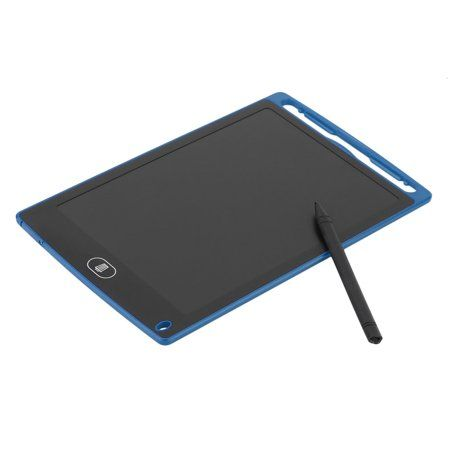 8 5inch Lcd Writer Tab Let Writting Drawing Pad Paperless Memo Message Board Blue Paperless Writting Drawing Pad