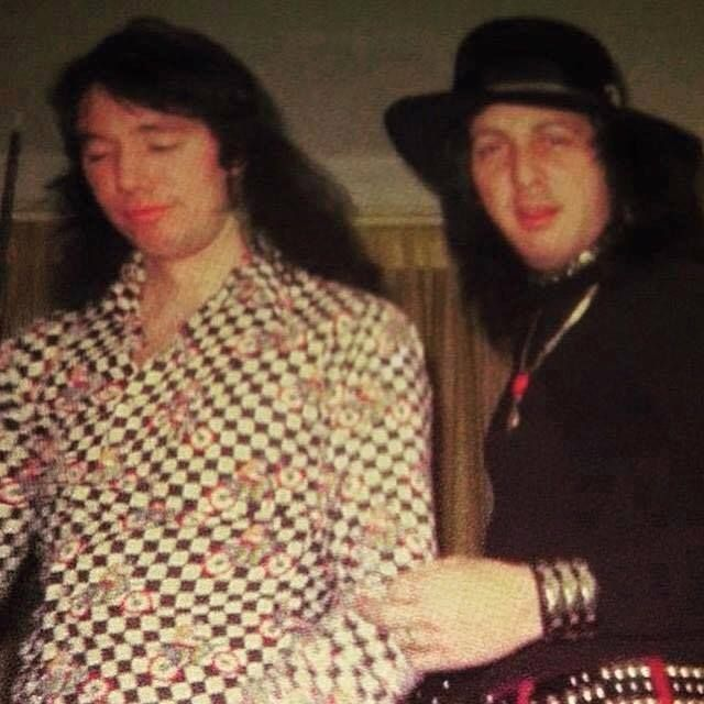 Two Cuties Ace And Peter I Love My Guys Ace Frehley Peter