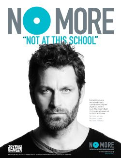Peter Hermann for the No More Campaign