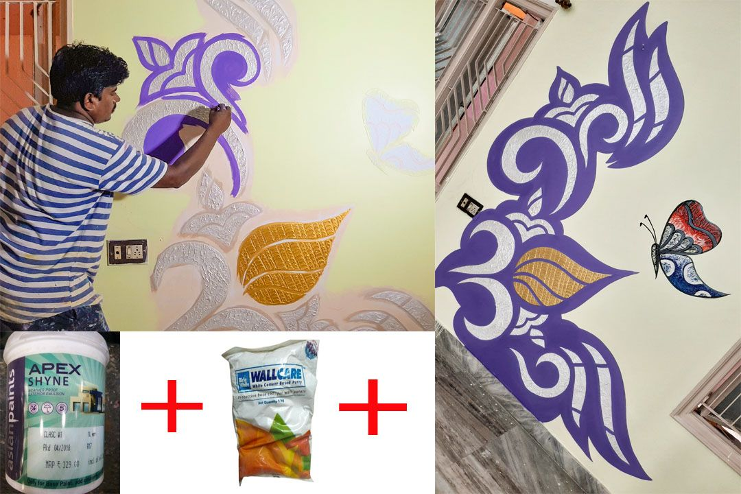 Asian Paints Asian Wall Putty