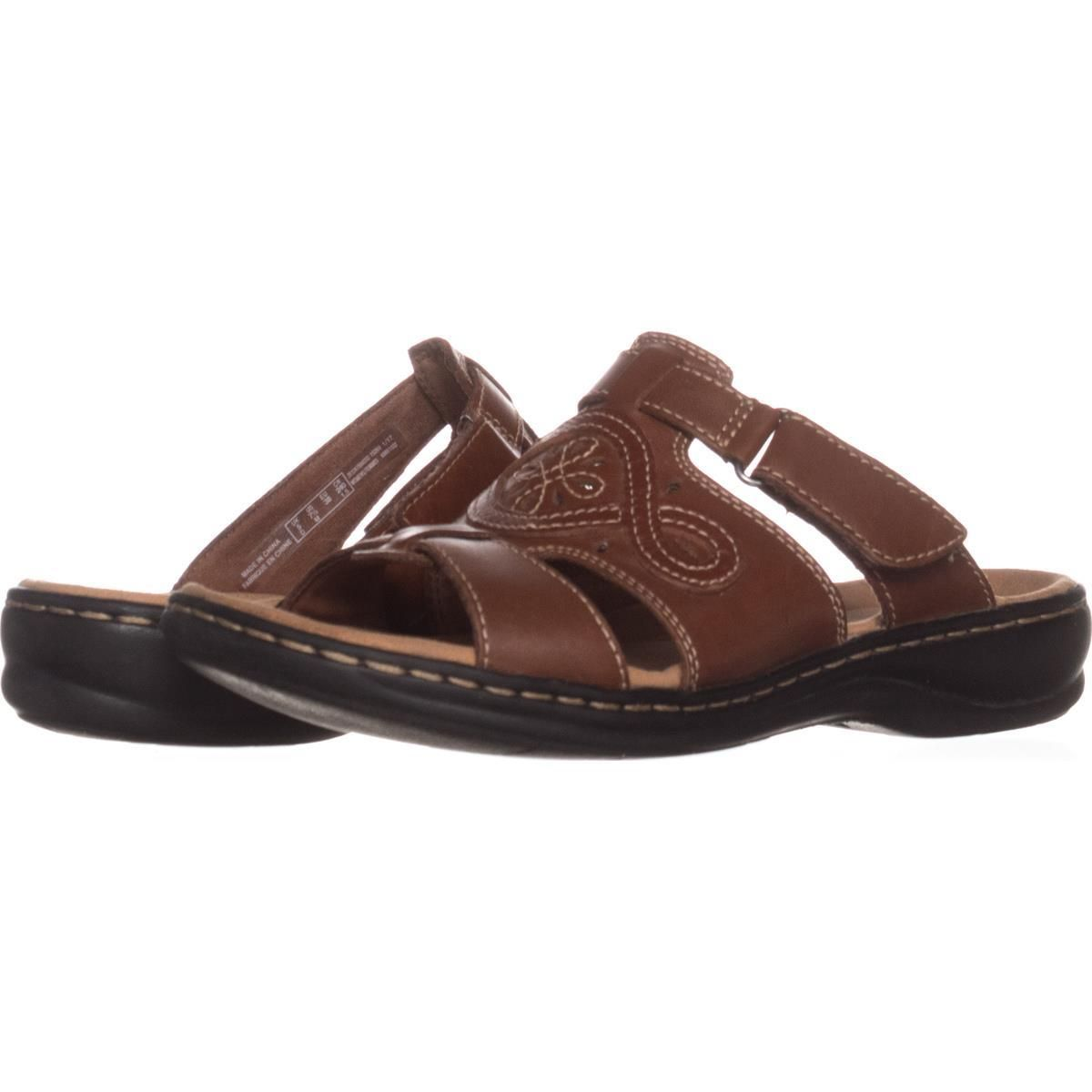 486dd6c6206 Clarks Leisa Higley Slide Sandals 417