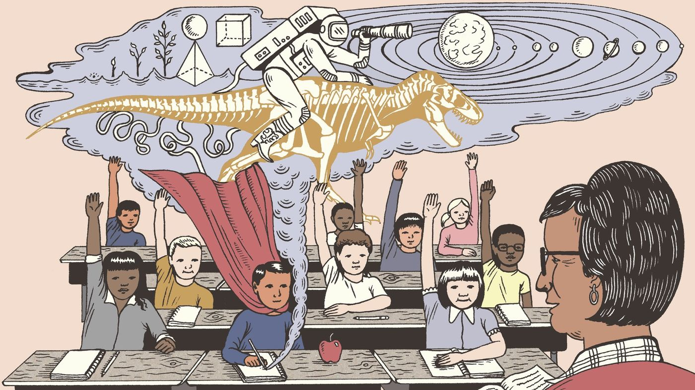 The secrets of education from the writer Lindsay Mead: what should a child learn by age 10