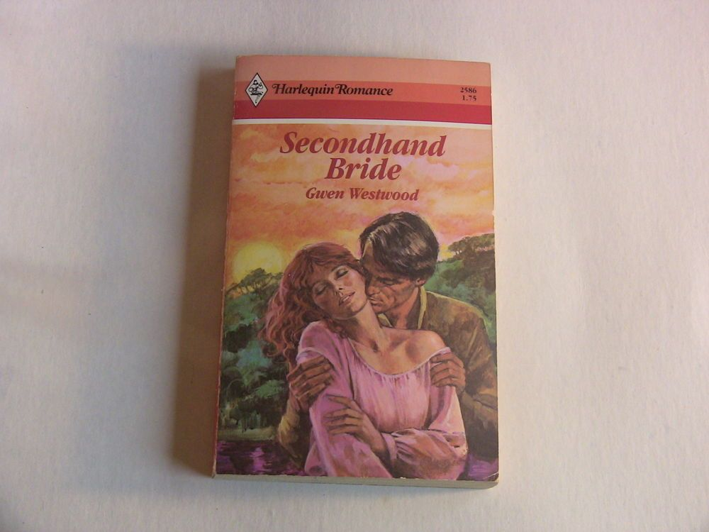 Harlequin Romance Paperback Book 2586 Secondhand Bride