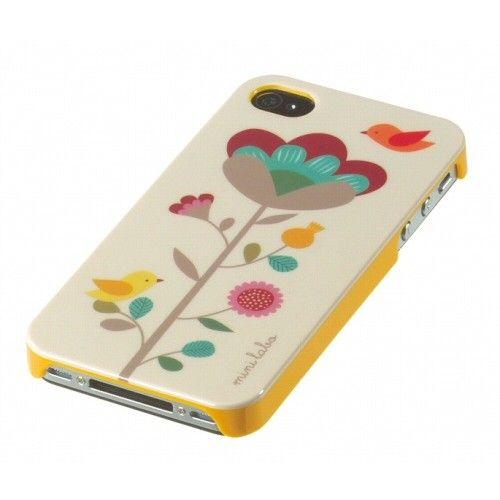 Mini Labo Iphone hoesje 4-4S oiseaux | PSikhouvanjou