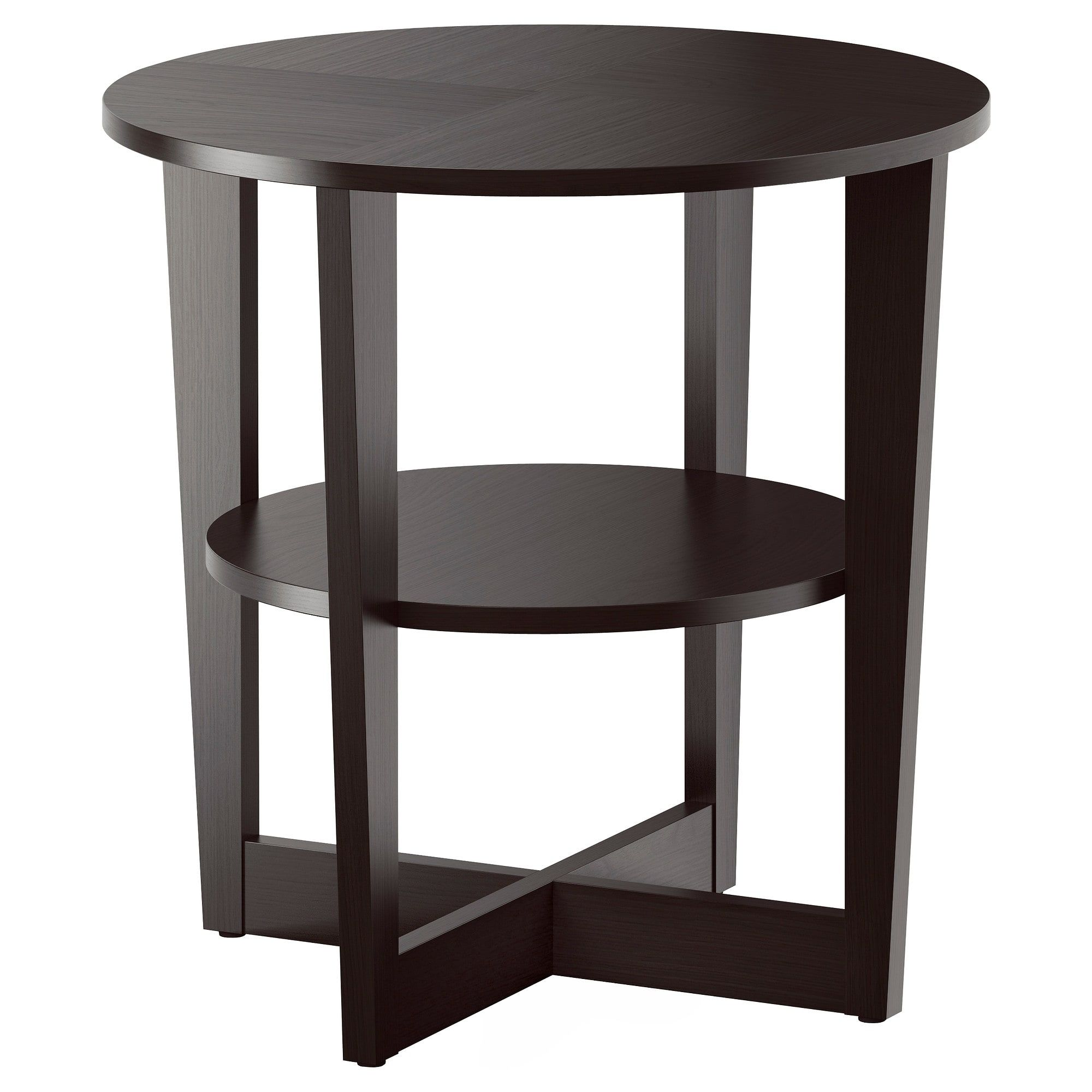 Us Furniture And Home Furnishings Black Side Table Ikea Side Table Side Table