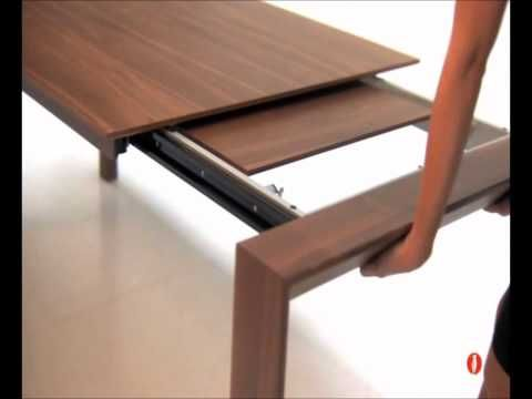 Tavolo Omnia Wood Calligaris.Seer Table In Oak Amazing Expanding Table Youtube