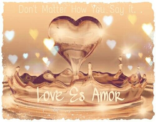 ♡Love Es Amor♥