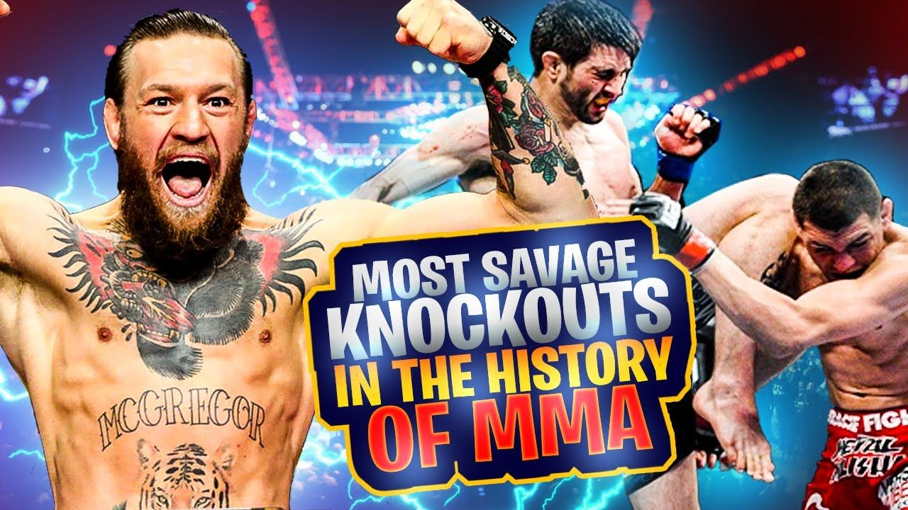 Best Mma Ufc Knockouts Ever Must See In 2020 Mma Knockouts Mma Ufc Knockouts
