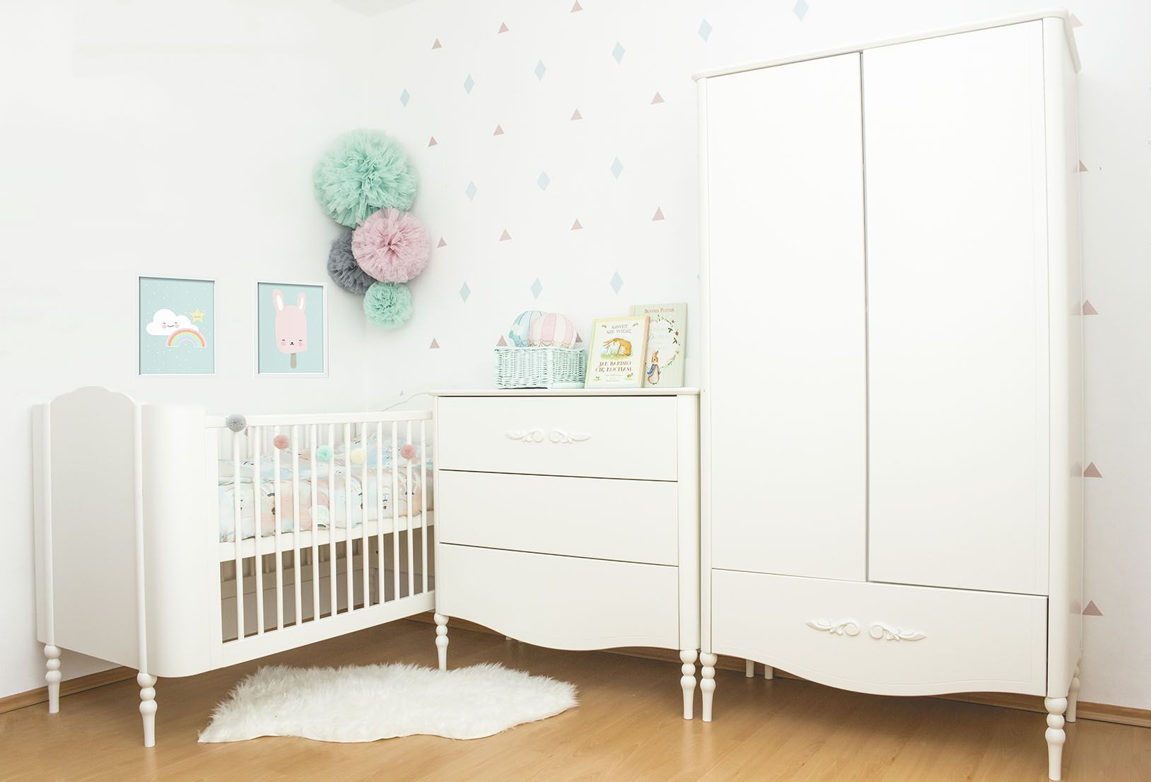 Meble Goood Night By Anna Mucha Nursery Furniture Sets House Beds For Kids Furniture