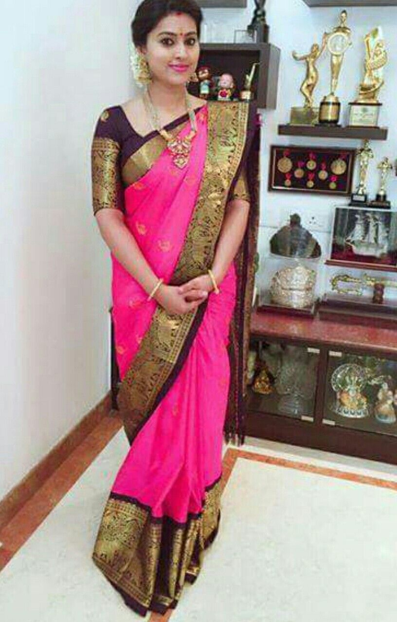 Pin by Rekha Dattani on ni | Pinterest | Saree, Blouse designs and ...