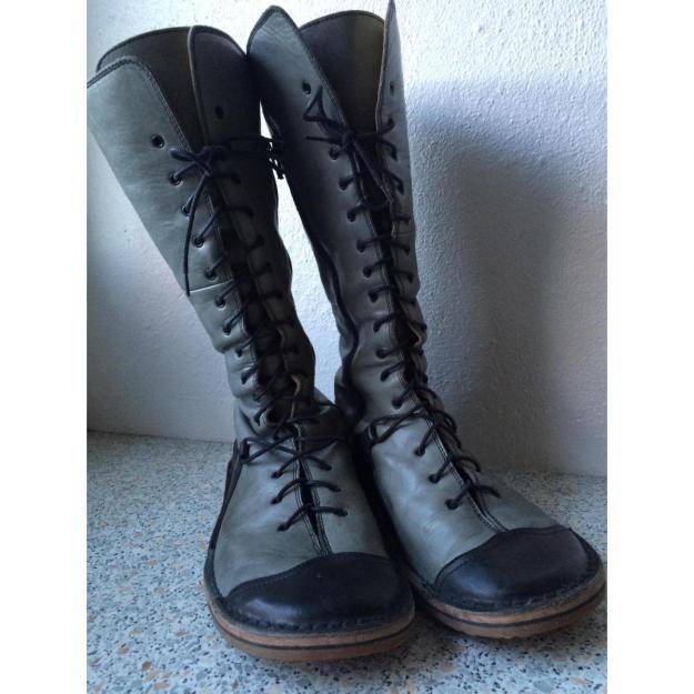 Bubetti støvler i grå/sort