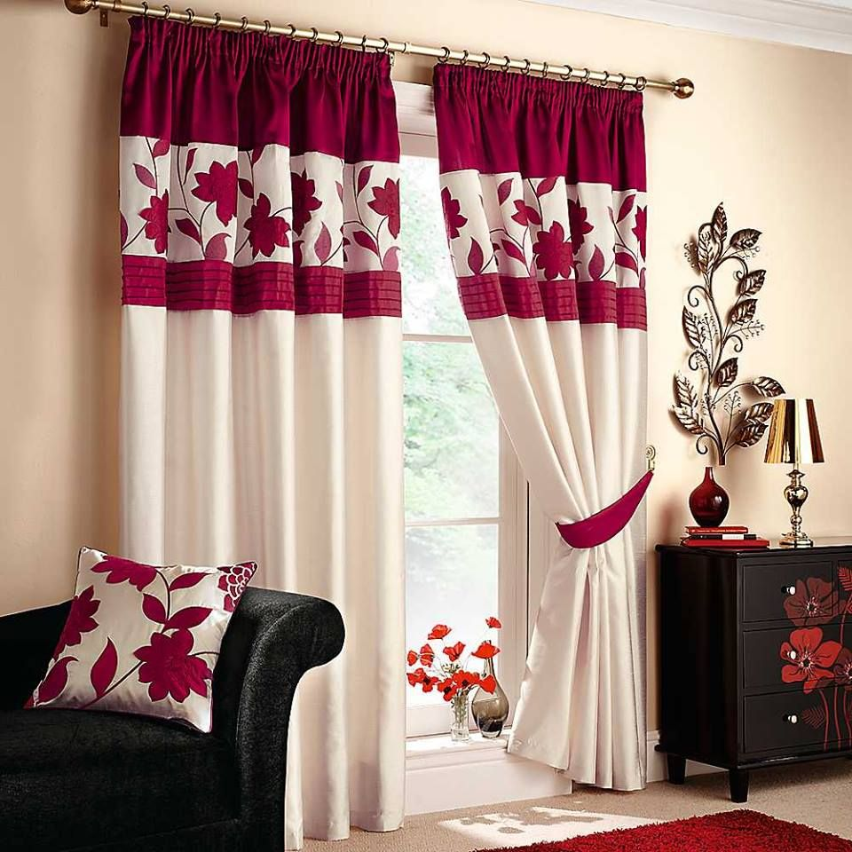 10+ Best White Curtains Living Room Ideas