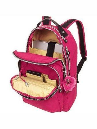 cc6cfb1ca pink victoria secret mochilas, separaciones   bolsos   Kipling ...
