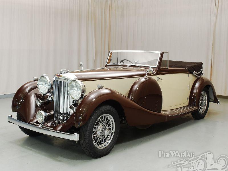 Lagonda LG45 Drop head 1936 | Just Class | Pinterest | Cars, Aston ...