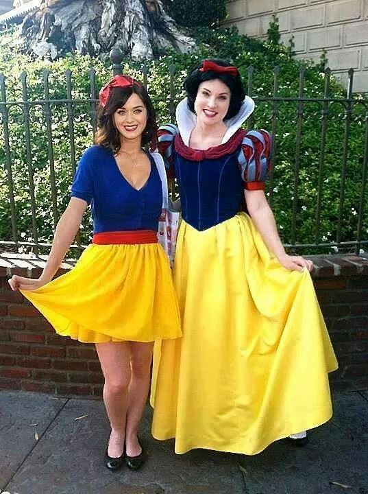 katy perry outfit inspired by snow white