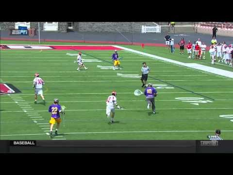 Albany Goalkeeper Runs The Entire Length Of The Field To Score