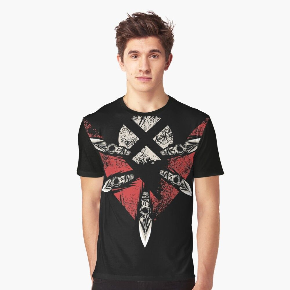 Blades by Dan Dee Redbubble in 2020 Mens tshirts, Mens