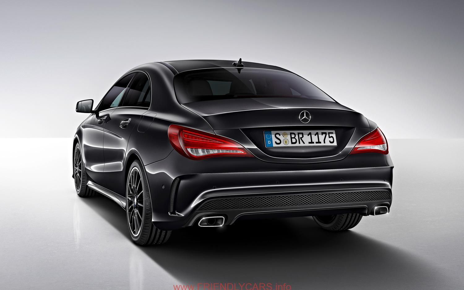 Awesome mercedes benz cla black car images hd mercedes benz cla class price modifications pictures moibibiki