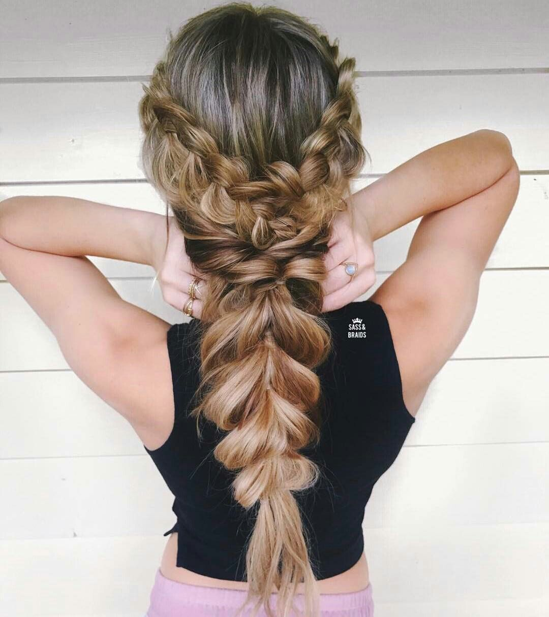 Pin by kattie outoole on hairstyles pinterest hair style