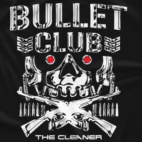 Kenny Omega Bullet Club Bone Droid Bullet Club Logo Nwo Wrestling Japan Pro Wrestling