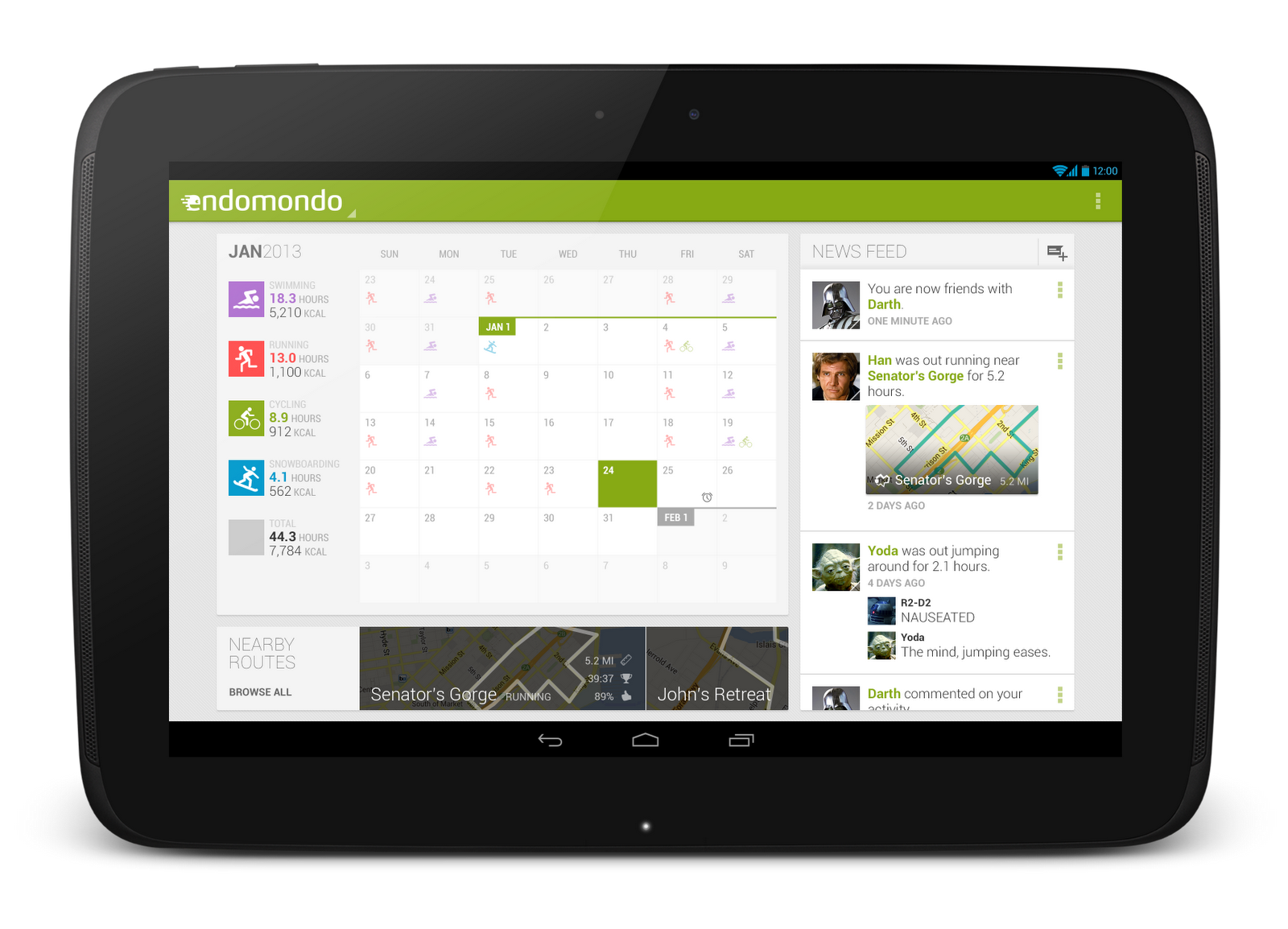 Android Developers Blog Designing for Tablets?