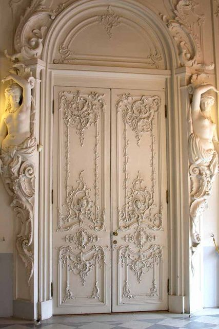 Amazing Opulent Interior Doors In The Catherine Palace, St. Photo By Morgan Thomas,  2012