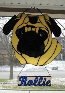 Stained Glass Pugs Bridgewater Nova Scotia Image 1 Stained Glass
