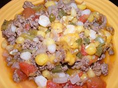 The Recipe Review: Hominy Casserole #hominycasserole