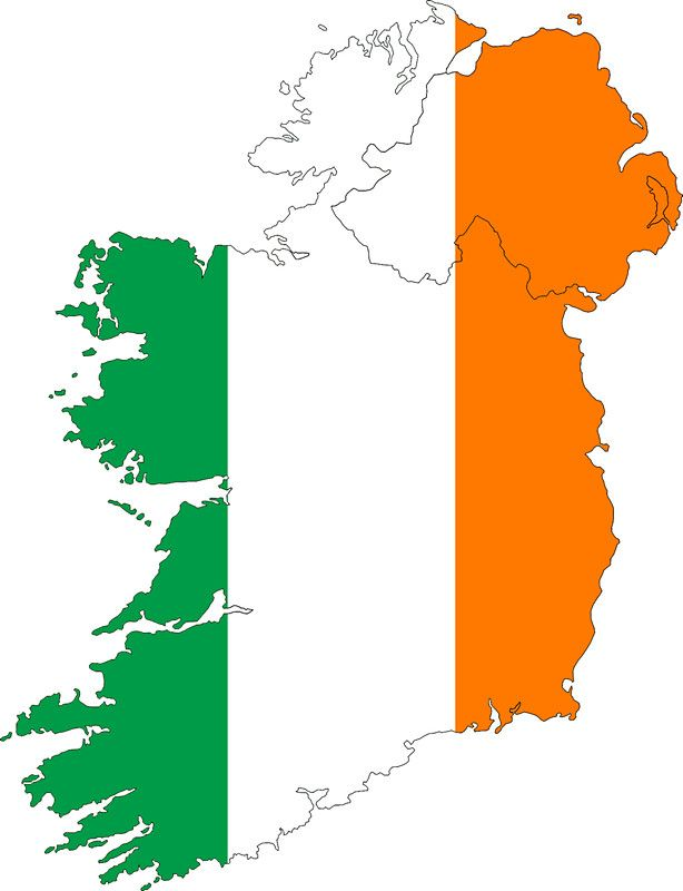 Ireland Flag Country Stickers By Imagemonkey Ireland Flag Flags Of The World Flag