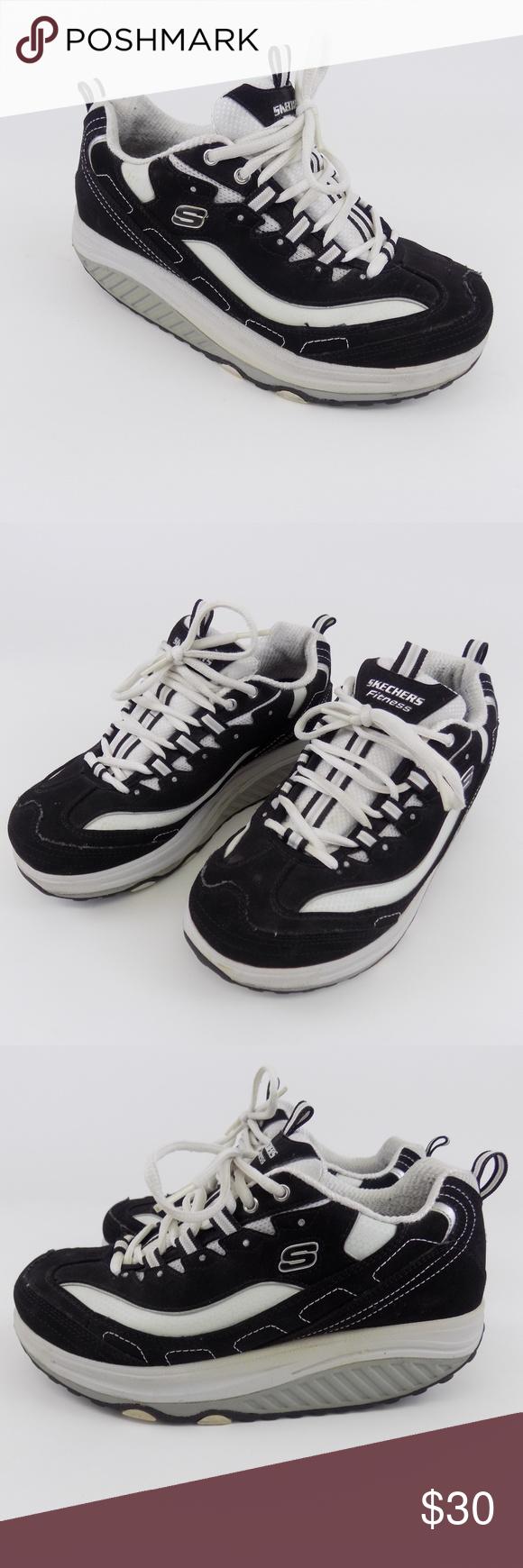Skechers shape ups, Toning shoes, Skechers