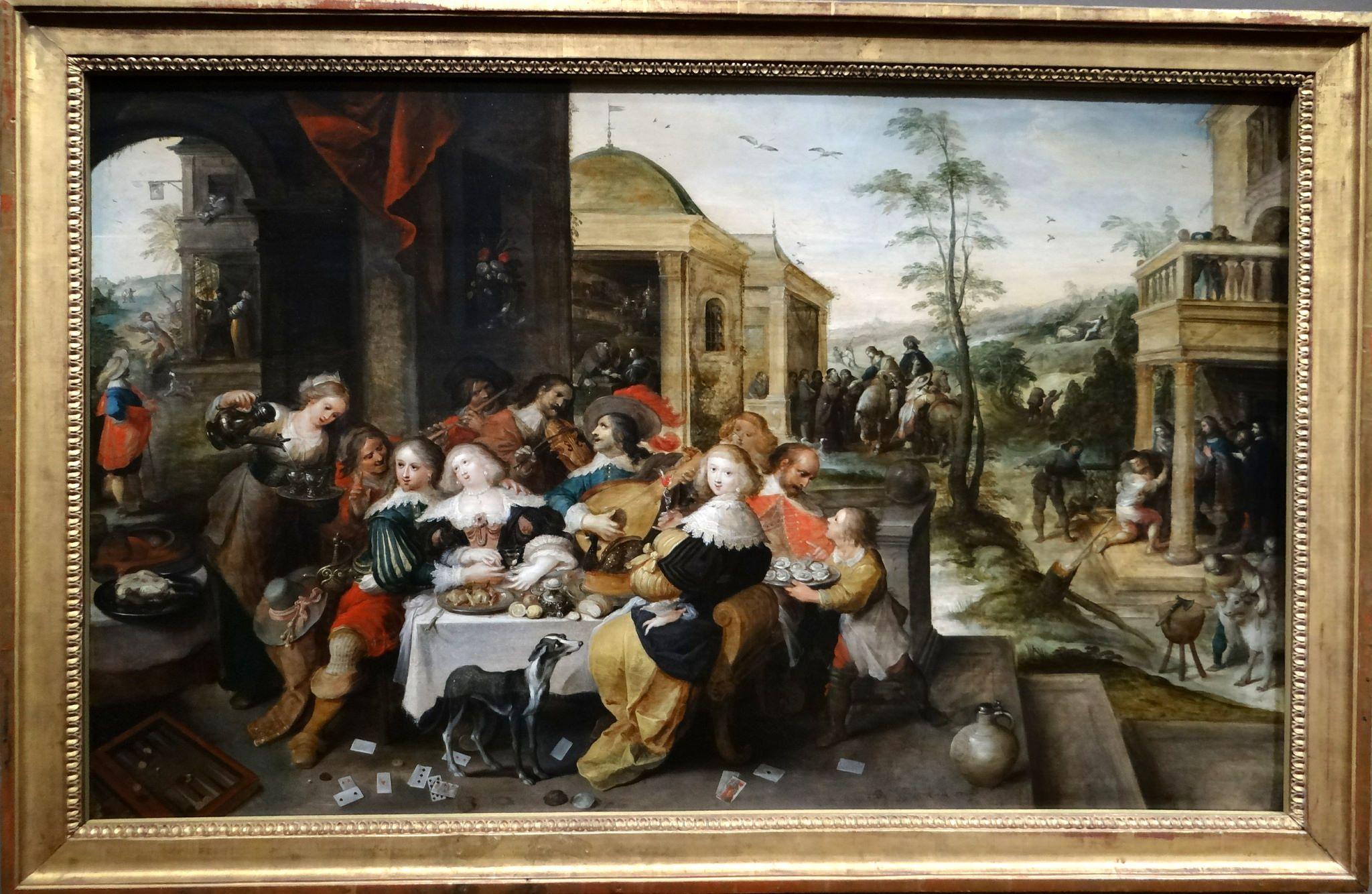 Staatliche Kunsthalle Karlsruhe Painting Karlsruhe Prodigal Son