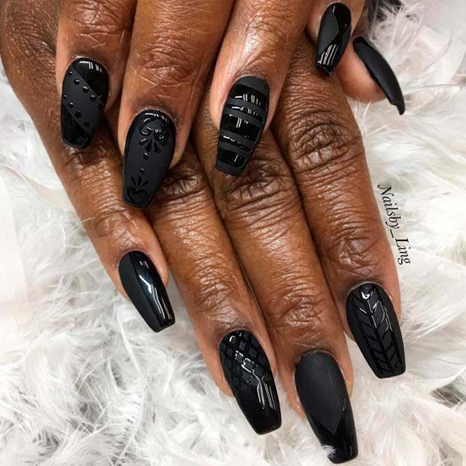visual guide nail