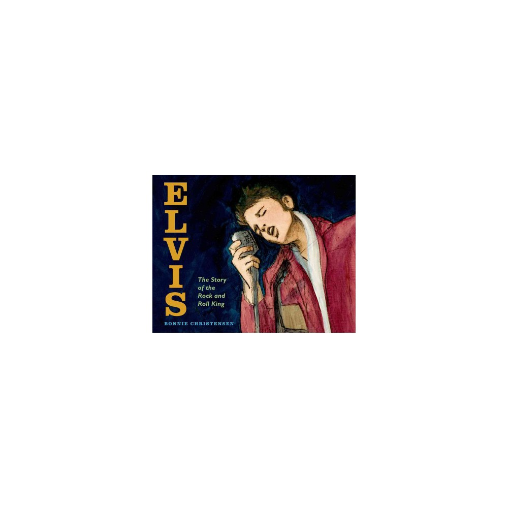 Elvis! (Hardcover)