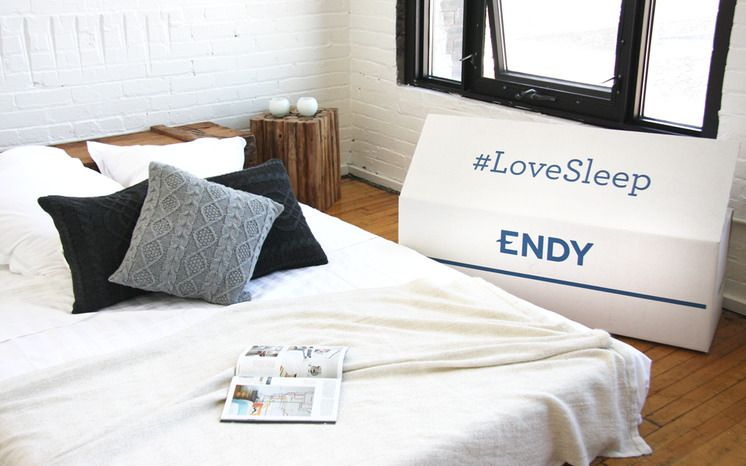 Endy Sleep The Future Of Hassle Free Mattress Buying Mattress Buying Mattress Quality Mattress