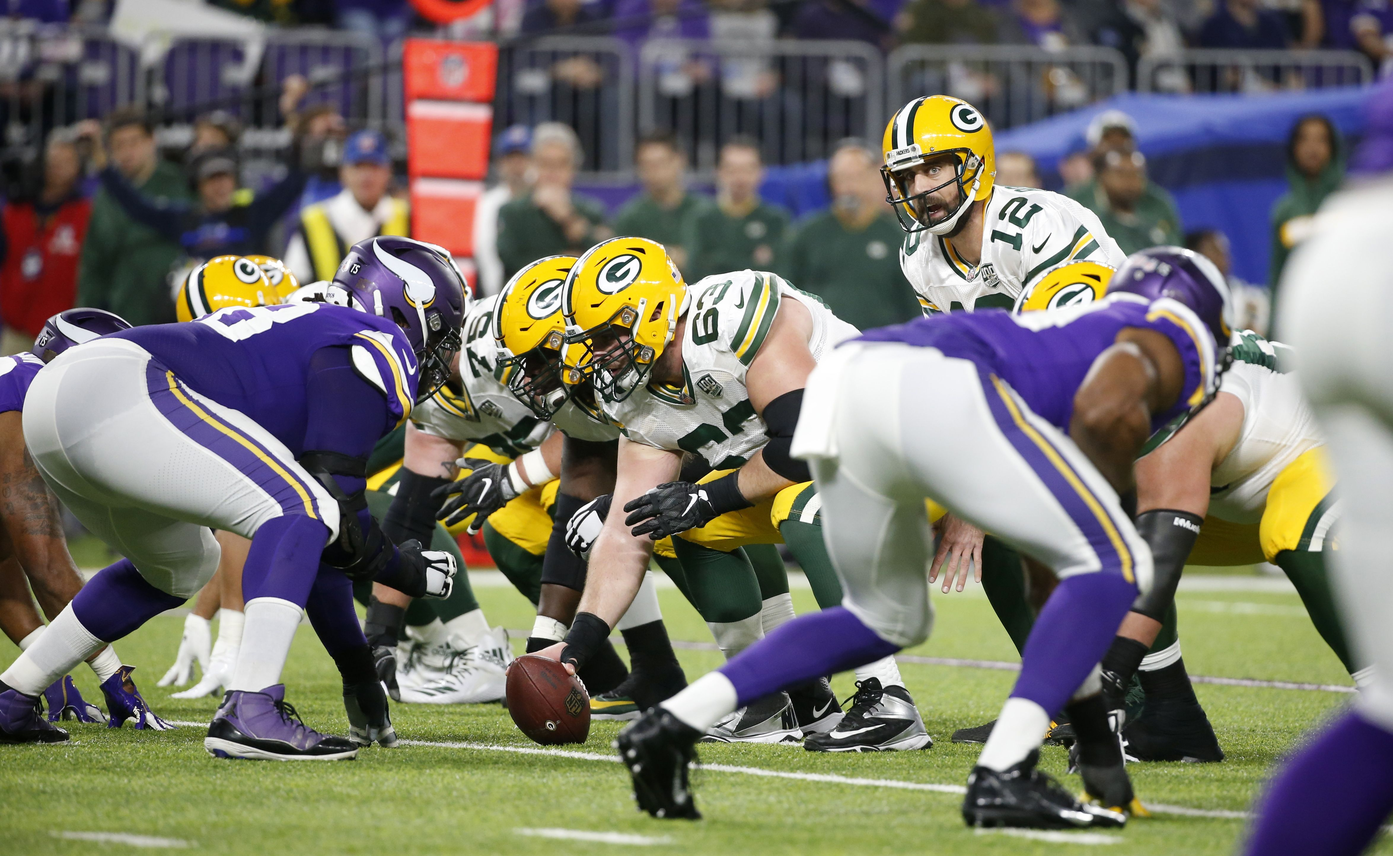 Green Bay Packers Vs Minnesota Vikings Live Score Updates Tv Channel How To Watch Free Live National Nfl News National Football League Football League