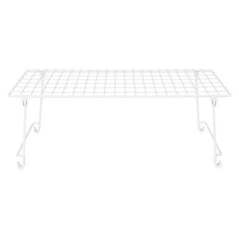 ClosetMaid Medium Stack And Hang Shelf   White