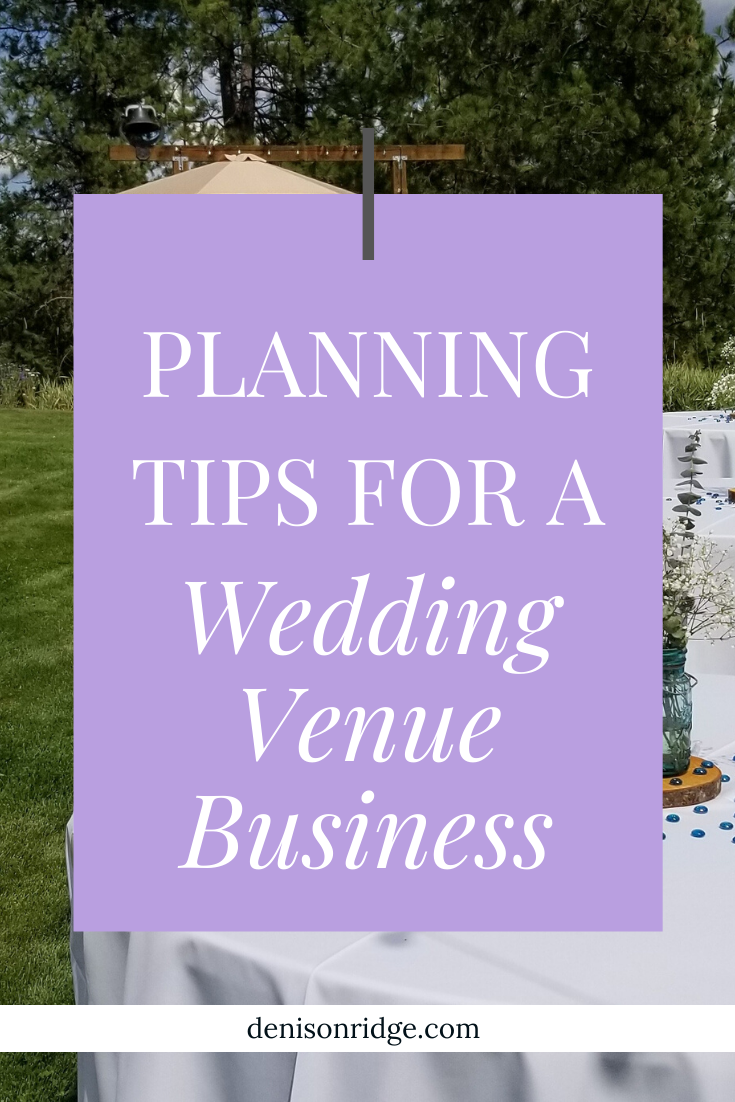 Planning Tips For A Wedding Venue Business In 2020 Wedding Business Ideas Wedding Venues Event Venue Business