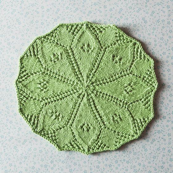 Sunburst dishcloth knitting pattern simplynotable knitting lydias lily pad dish cloth by joyce fassbender free knitted pattern knitpicks dt1010fo