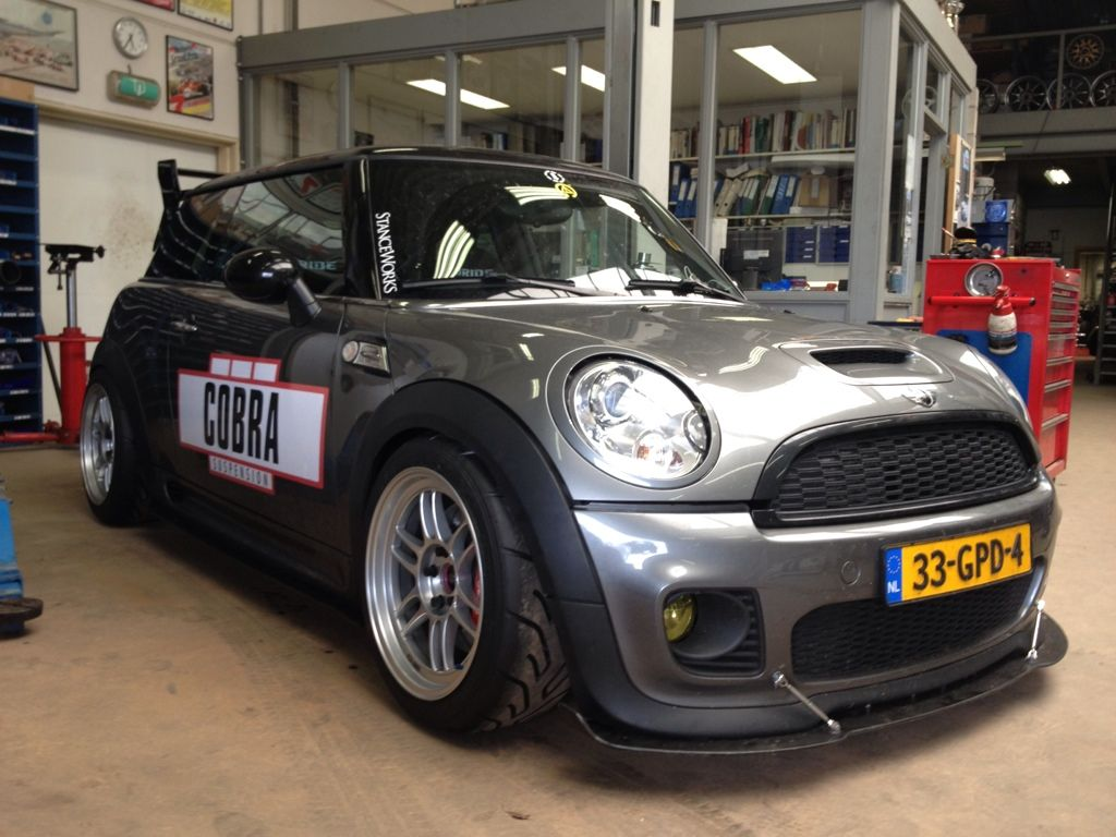 Ducks R56 Mini Track Monster Mini Cooper Pinterest Mini Mini