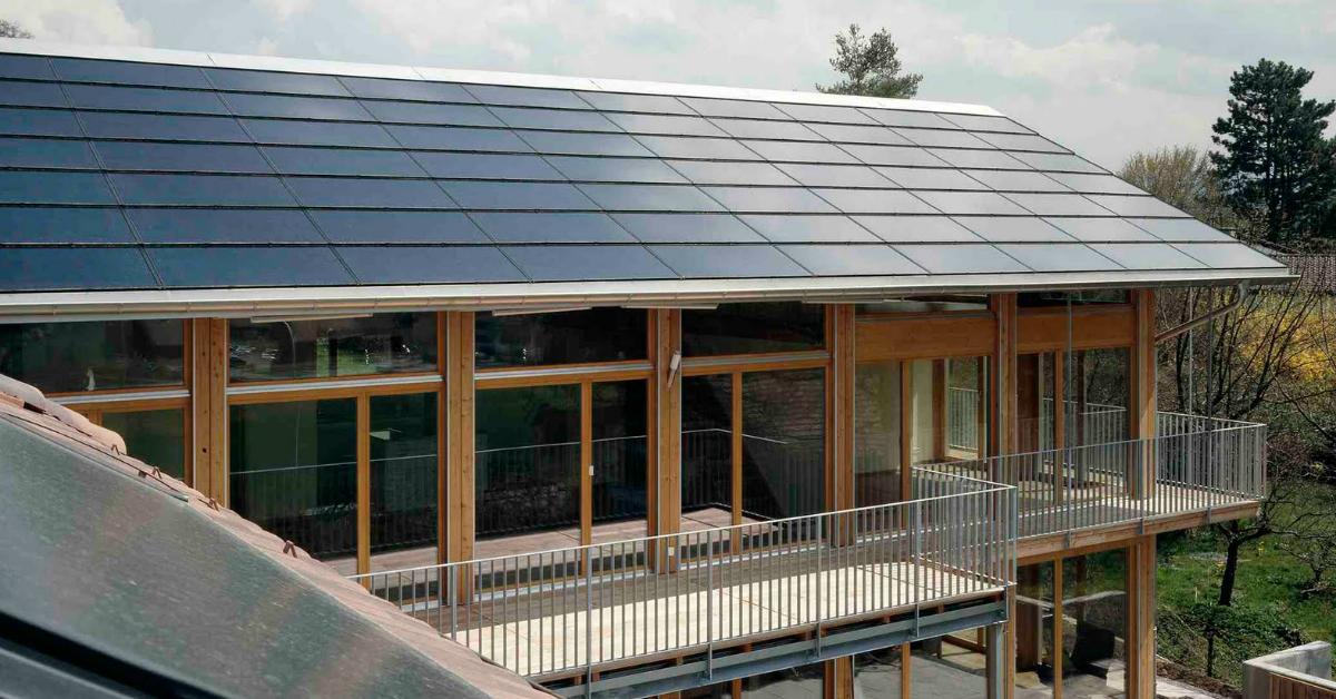 Bilderesultat for solcelle tak