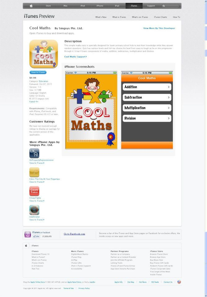 This simple maths quiz is specially designed for lower primary ...