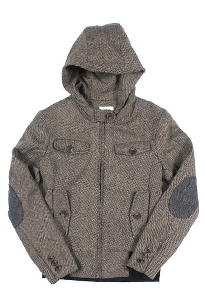 This Coat Is Called The Librarian It Has Elbow Patches And Its
