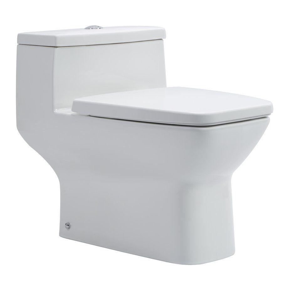 Pfister Vtp E80w Selia Standard Height Toilet Lowe S