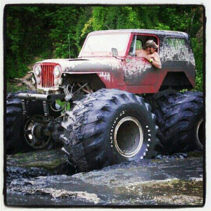 Off Road Jeep Club On Instagram Comment If You Love It
