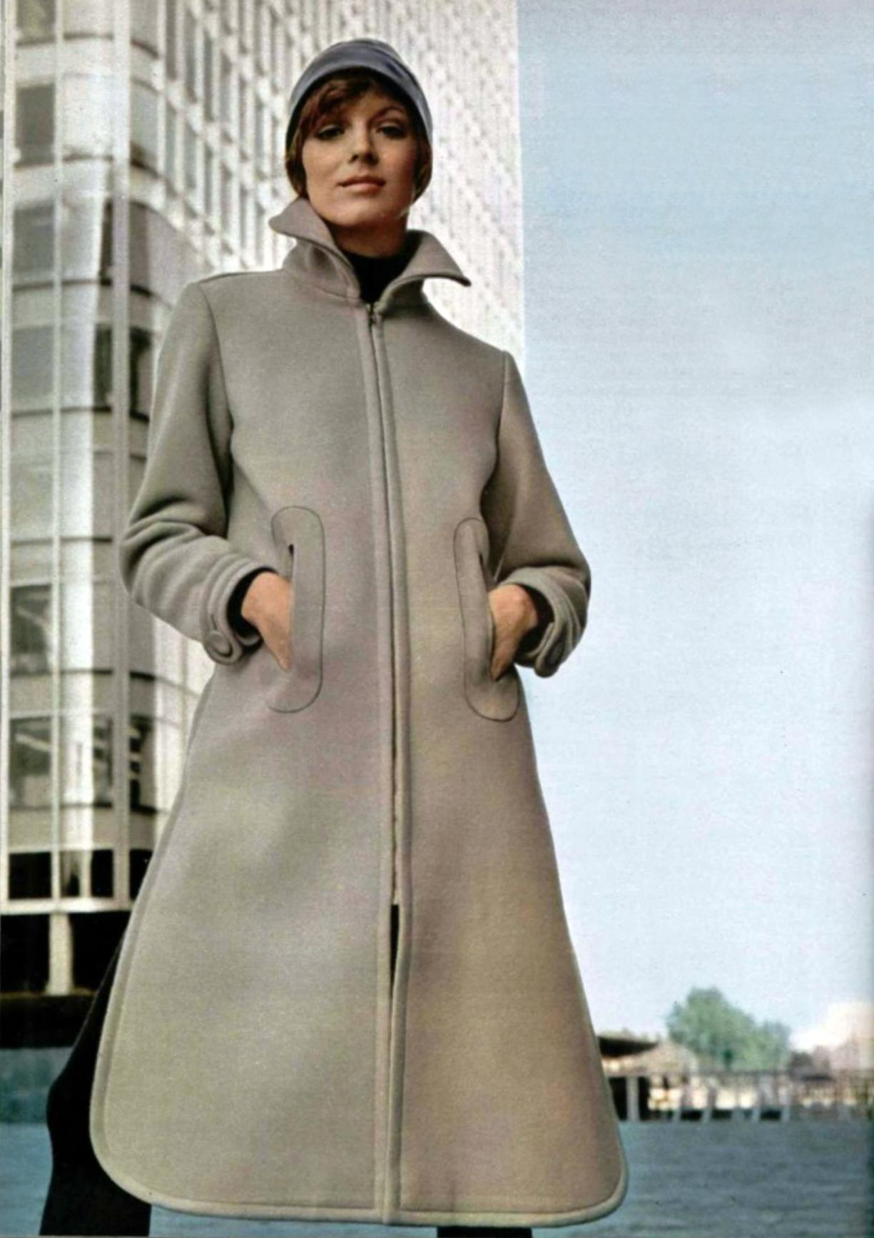 Cardin coat 1971